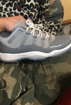 Jordan 11 cool grey Thumbnail