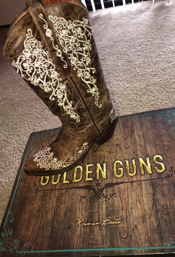 187d1de311c Size 8 Flower Cowgirl Boots for Sale in Houston, TX - OfferUp
