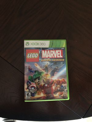 LEGO Marvel Superheroes (Xbox 360) for Sale in Phoenix, AZ