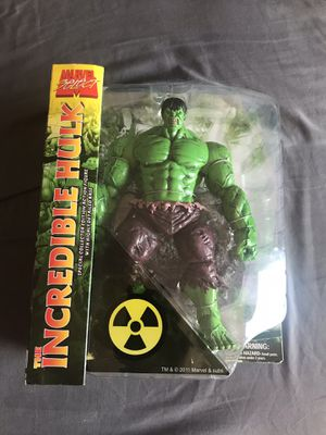 Hulk Special collector edition action figure for Sale in Orlando, FL