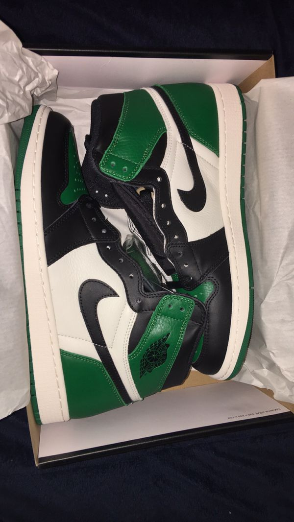 "b70e4a3103e7 Jordan Retro 1""Pine Green""Size 11 for Sale in Renton"