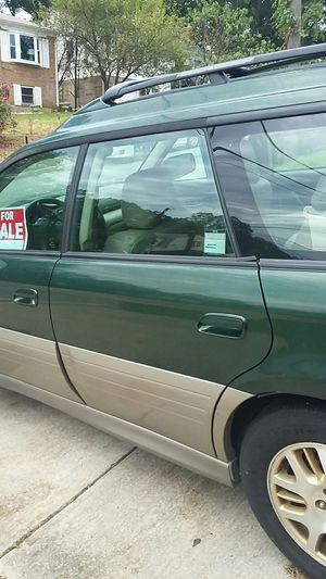 2002 Subaru outback 3.0 engine for Sale in Hyattsville, MD