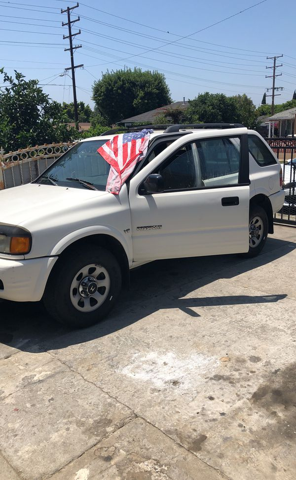 Honda passport 1999 for Sale in Lynwood, CA - OfferUp
