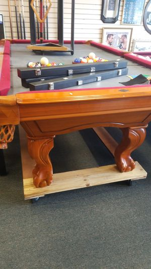 X SLATE POOL TABLE DELIVERY AND INSTALL For Sale In Davenport FL - Pool table delivery service