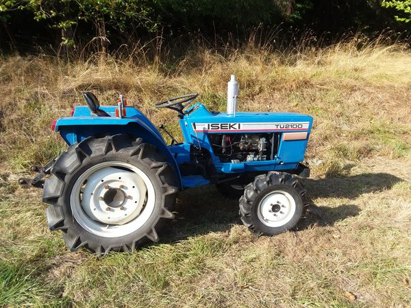 Iseki TU2100 4x4 compact diesel tractor and rototiller for Sale in  Eatonville, WA - OfferUp