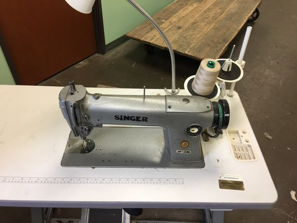Singer 4040 Industrial Sewing Machine For Sale In Richardson TX Interesting Singer Sewing Machine 281 1