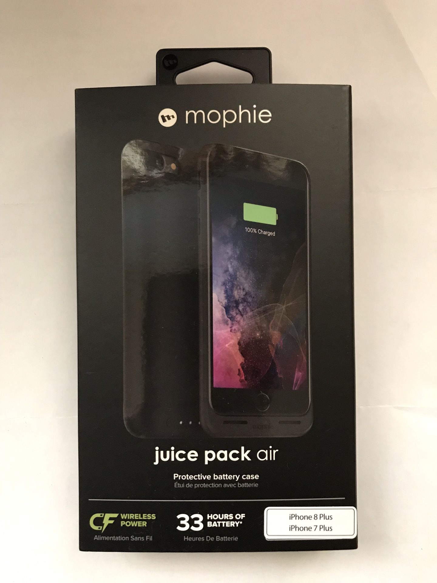 Mophie IPhone 7/8 Plus battery Case
