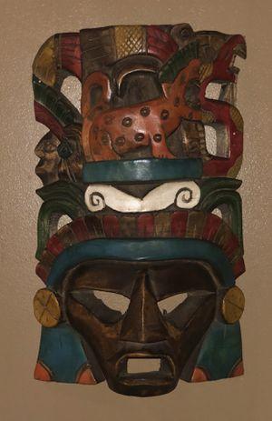Mayan Mask - The Hunter Premium Craft for Sale in Alexandria, VA