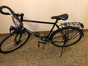 Upgraded Trek 520 disc brakes steel touring bicycle for Sale in Falls Church, VA