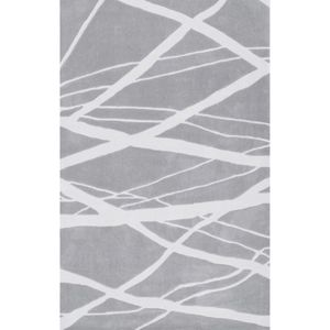 nuLOOM Geometric Grey Modern Rug - LIKE NEW for Sale in San Francisco, CA