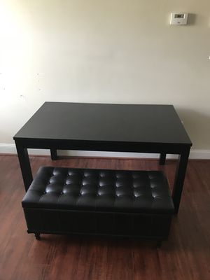 Ikea Bjursta Dining Table Only for Sale in Washington, DC