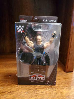 Photo WWE Kurt Angle