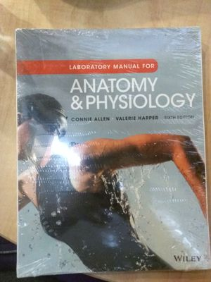 Anatomy and physiology lab manual W/access code for Sale in Tampa, FL