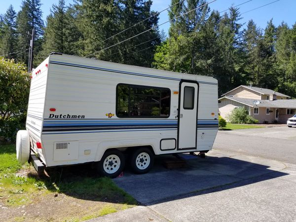 1994 Dutchman 18ft Duck Series Trailer for Sale in Lakewood, WA - OfferUp