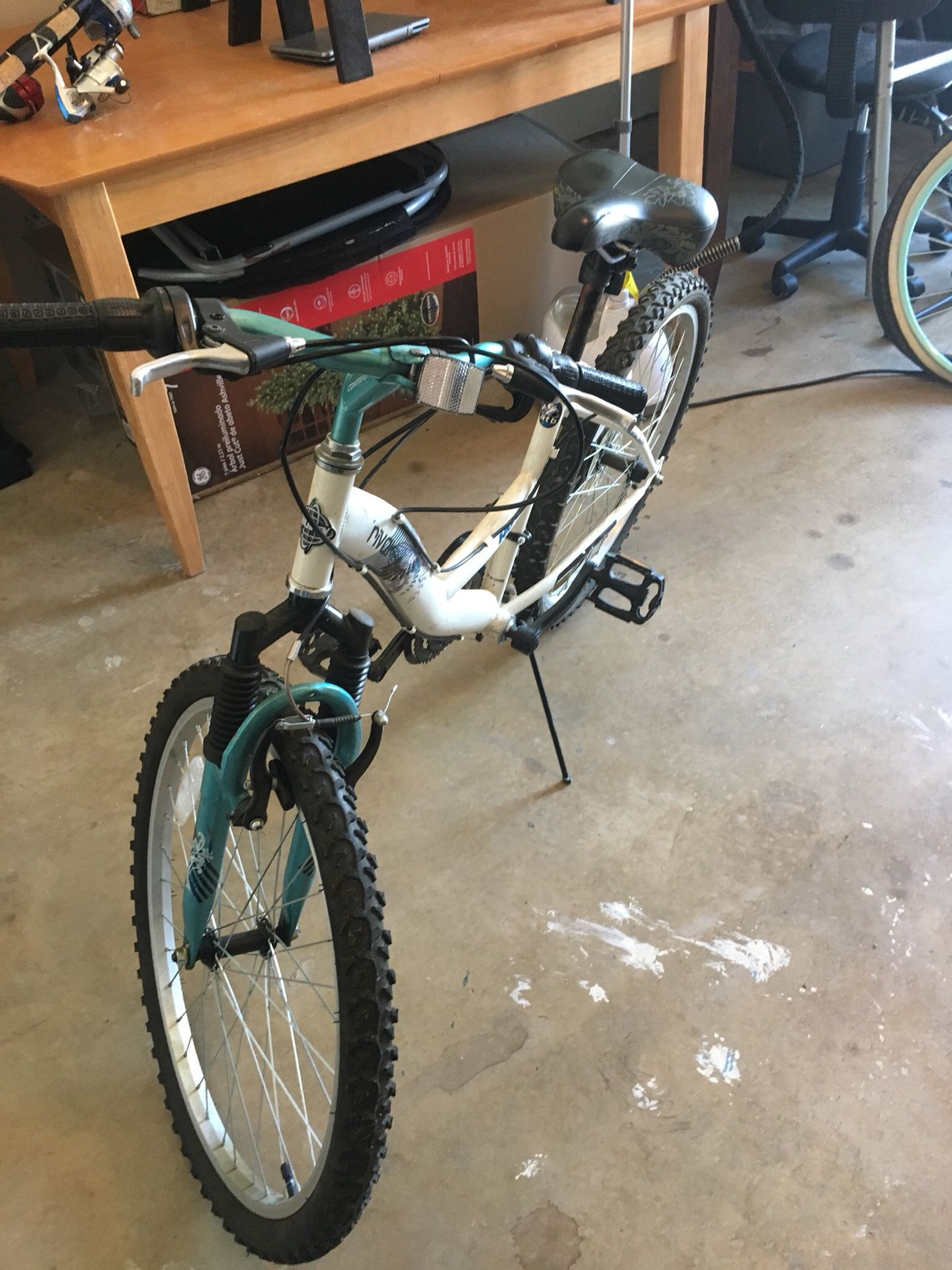 2 bikes - $75 or best offer!