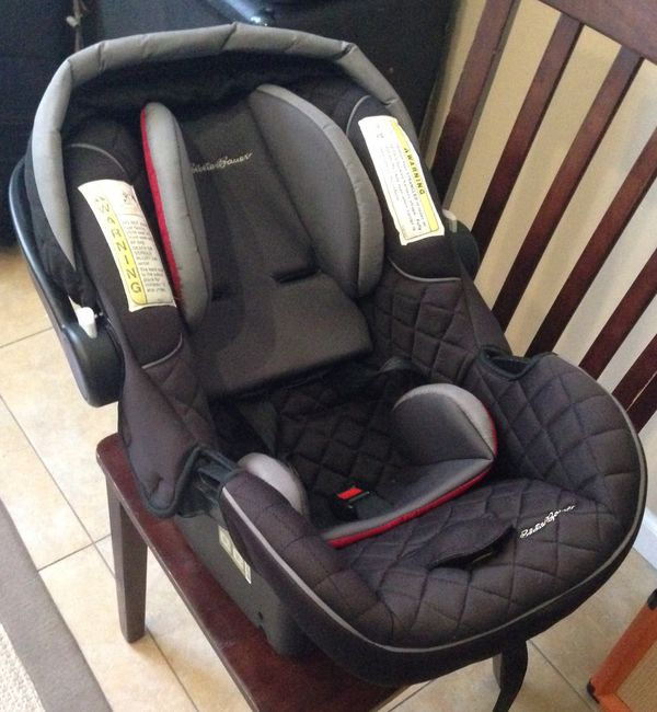 Ed Bauer Infant Car Seat