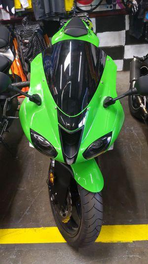 Photo 2007 Kawasaki zx6r