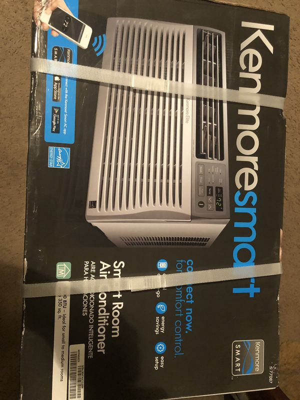 Brand New Kenmore Elite 77087 8,000 BTU Smart Room Air Conditioner***ASKING  PRICE IS NOT NEGOTIABLE ** for Sale in Cherry Hill, NJ - OfferUp