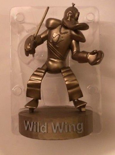 Anaheim Ducks Wild Wing 3600 Limited Statue For Sale In Torrance