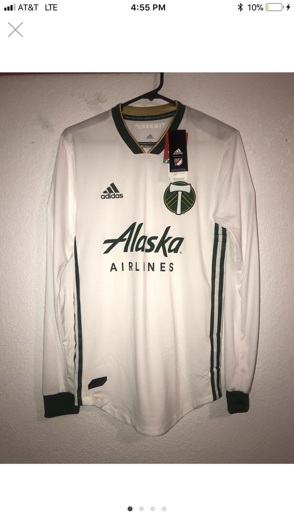 finest selection 0dc89 4b926 Adidas Portland Timbers Jersey for Sale in Salem, OR - OfferUp