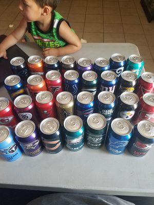 team bud light cans for Sale in Peoria, AZ