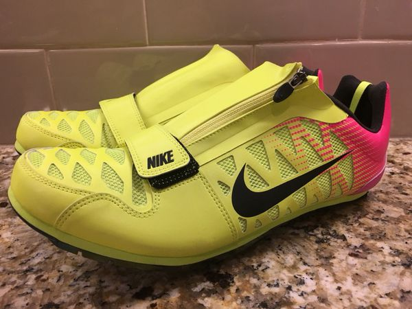 new arrivals f0df5 cfb60 Nike Zoom LJ 4 Long Jump Pole Vault Spike RIO 425339-999 MEN SZ 10 Spikes  New for Sale in Seattle, WA - OfferUp