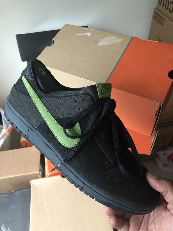 "100% authentic a2550 8e06e Nike Dunk Low NL sz10 ""Kermit the Frog"" for Sale in Richmond, VA - OfferUp"