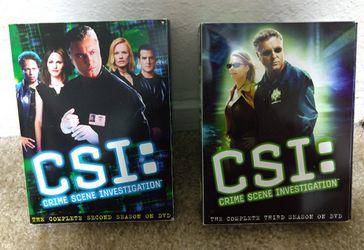 CSI LAS VEGAS COMPLETE second and third season Thumbnail