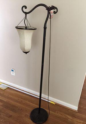 Beautiful antique floor lamp !!! for Sale in Gaithersburg, MD