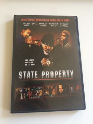 State Property movie DVD for Sale in San Diego, CA