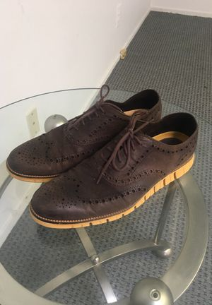 Men's Cole Haa Dress Shoes - Size 11 for Sale in Gaithersburg, MD