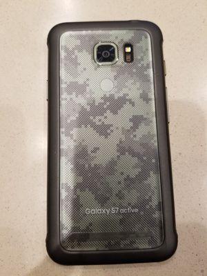 Samsung galaxy s7 active unlocked for Sale in Arlington, VA