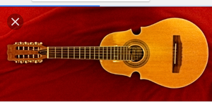 Cuatro Puerto Rican guitar for Sale in OH, US