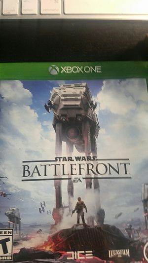 Star wars battlefront for xbox for Sale in Chicago, IL