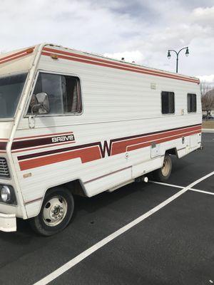 1978 Winnebago Brave 23' for Sale in Salt Lake City, UT