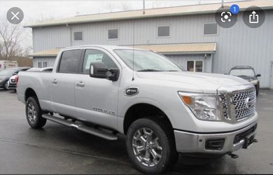2018 Titan Xd tires and rims running boards front and rear bumpers or make offer Thumbnail