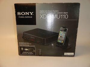 Sony Digital Link Sound System XDP-MU110 Car Audio Processor iPod Integration for Sale in Glendale, CA