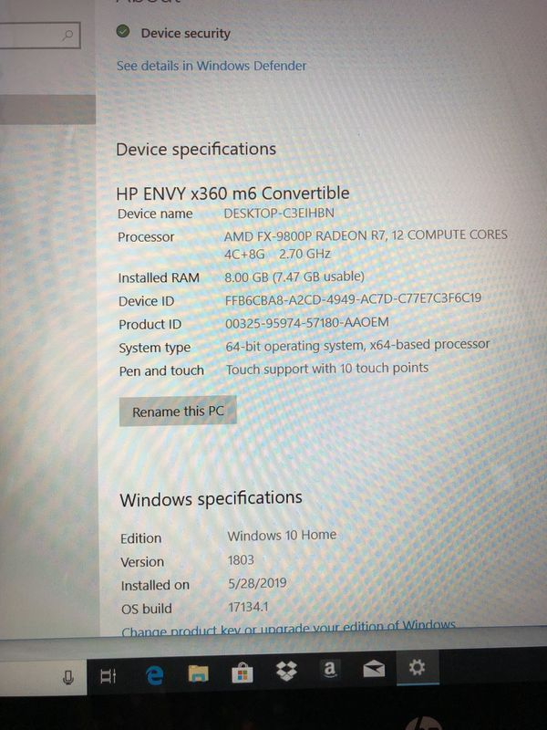 New and Used Hp notebook for Sale in Chandler, AZ - OfferUp