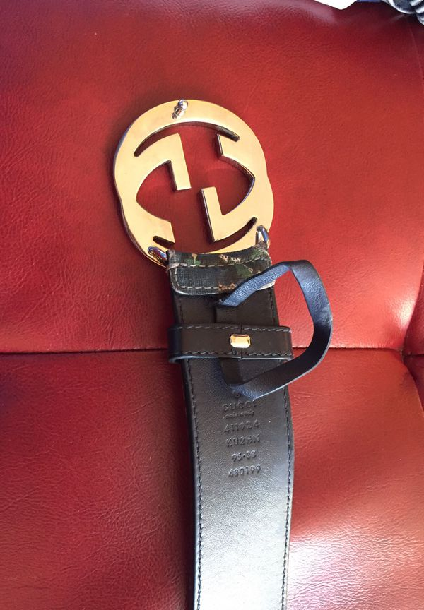a6bae125925 Gucci Belt new best offer (Clothing   Shoes) in Cicero