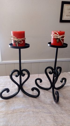 Unique Candle Holders - a Christmas Gift 🎄🎅 for Sale in El Cajon, CA