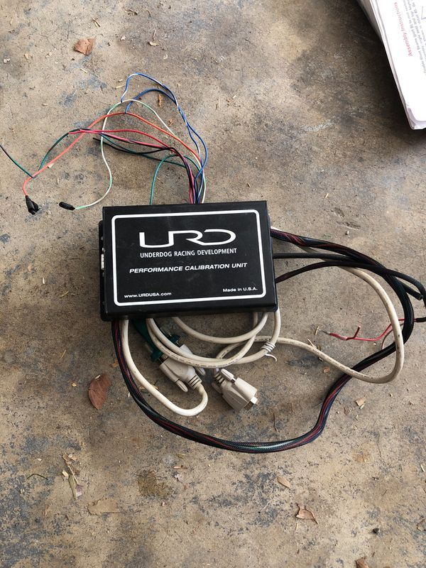 URD Toyota Tacoma 7th injector fuel computer for Sale in Tucson, AZ -  OfferUp
