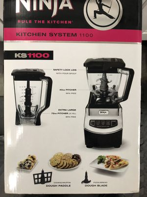 Ninja Professional Blender KS1100 for Sale in Fremont, CA - OfferUp