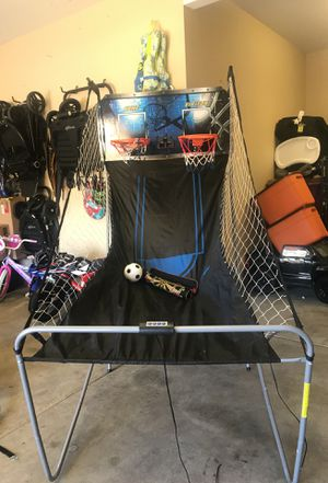 Kids basketball game for Sale in Chula Vista, CA