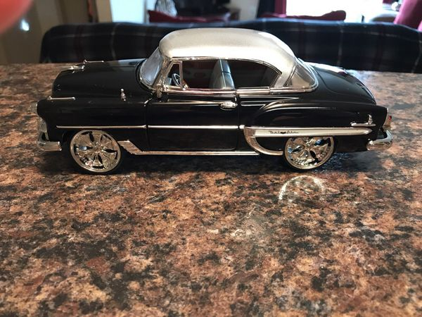 Jada Toys Dub City 1/24 Scale 1953 Chevy Bel Air for Sale in ...