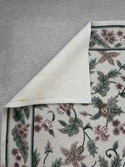 Handmade Wool Rug Thumbnail