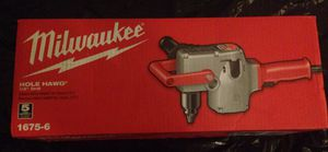 Milwaukee hole hawg 1/2 drill for Sale in Durham, NC