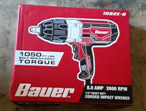 New Bauer 1/2