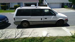 92 Dodge Caravan Best Offer For Sale In Pleasanton CA