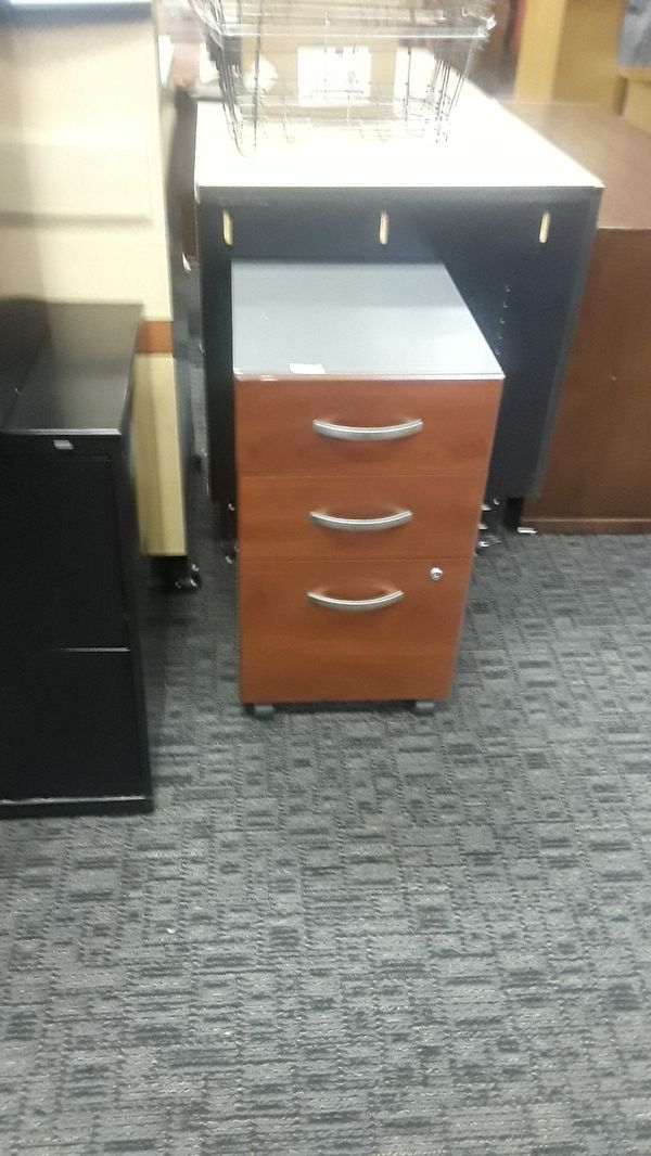 Mixed Filing Cabinets Business Equipment In Lanham Md