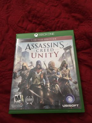 Assassins creed unity for Sale in Alexandria, VA